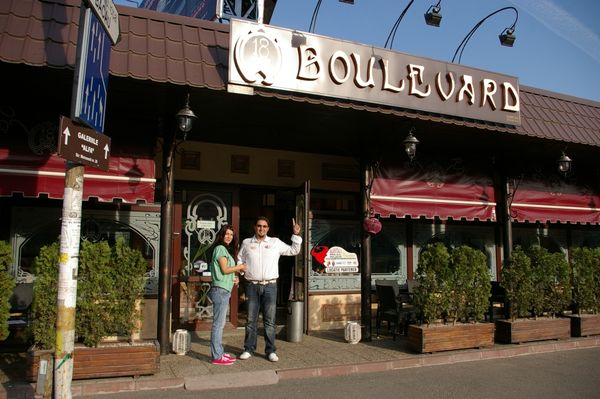 Restaurant Boulevard - Bacau