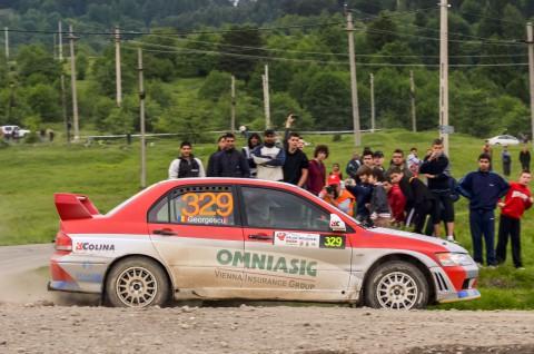 Sebi Stanciu - Raliul Moldovei-Bacaului 2012