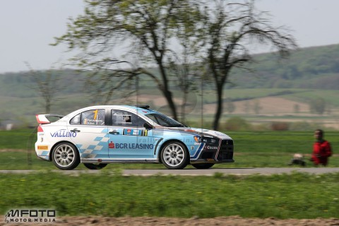 Valentin Porcisteanu - BCR Leasing Rally Team